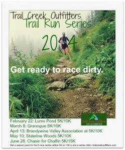 Chester County Trail Run 2014