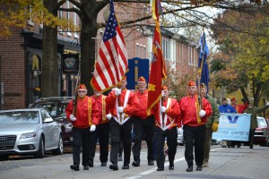 2013-West-Chester-Veterans-Day-Parade-parade-leaders